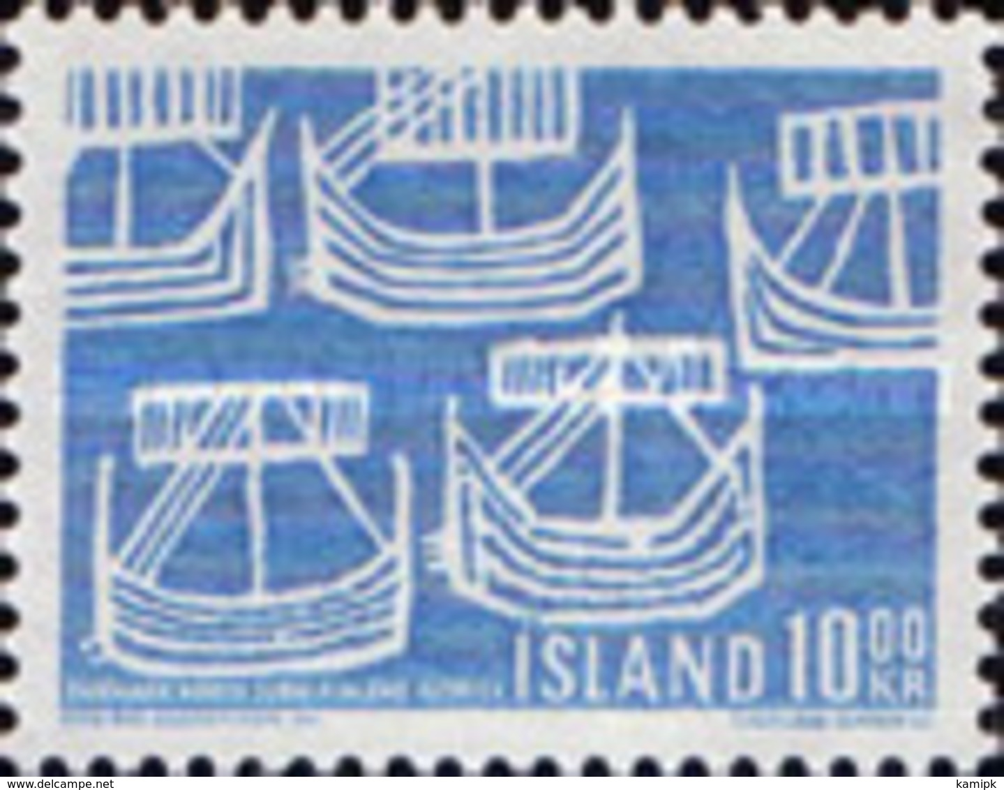 USED STAMPS Iceland - Nordic Day  - 1969 - 1944-... Republik