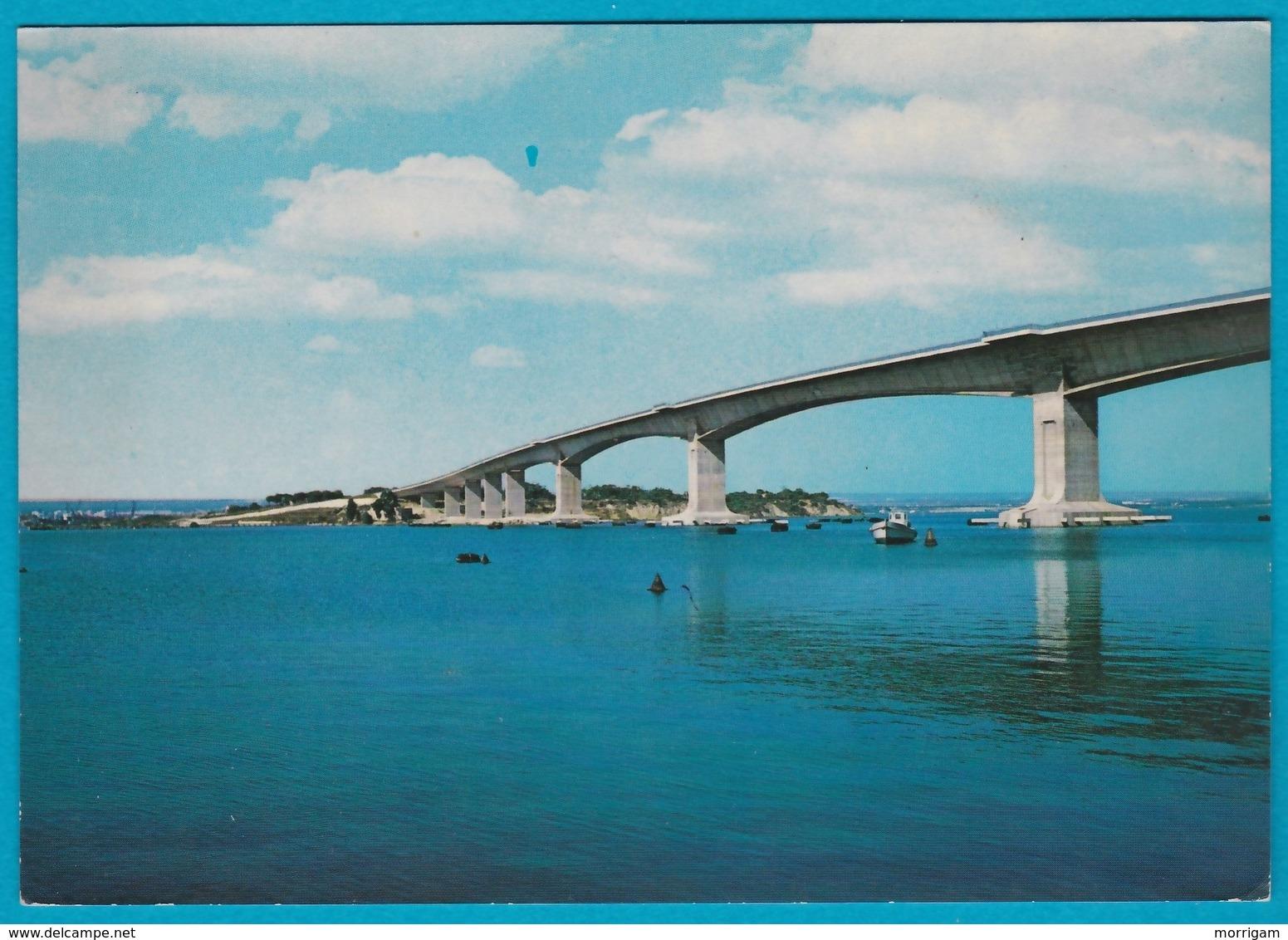 Taranto - Ponte Punta Penna Pizzone - Viaggiata - Taranto