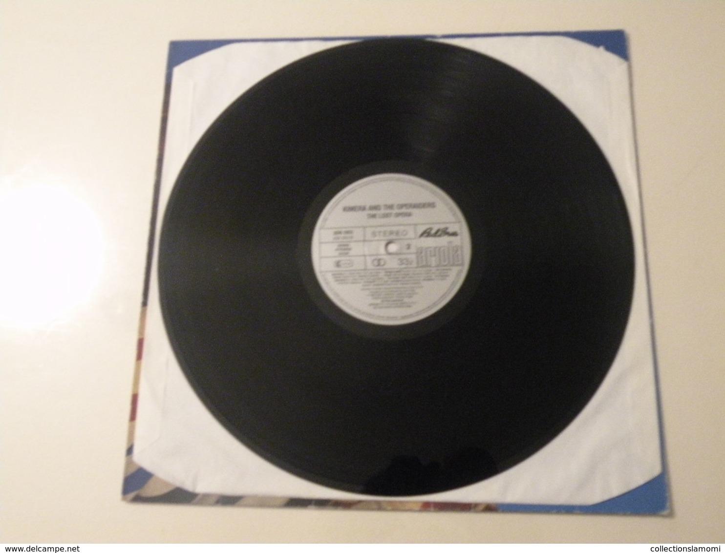 Kimera. The Lost Opéra (Titres Sur Photos) - Vinyle 33 T LP - Oper & Operette