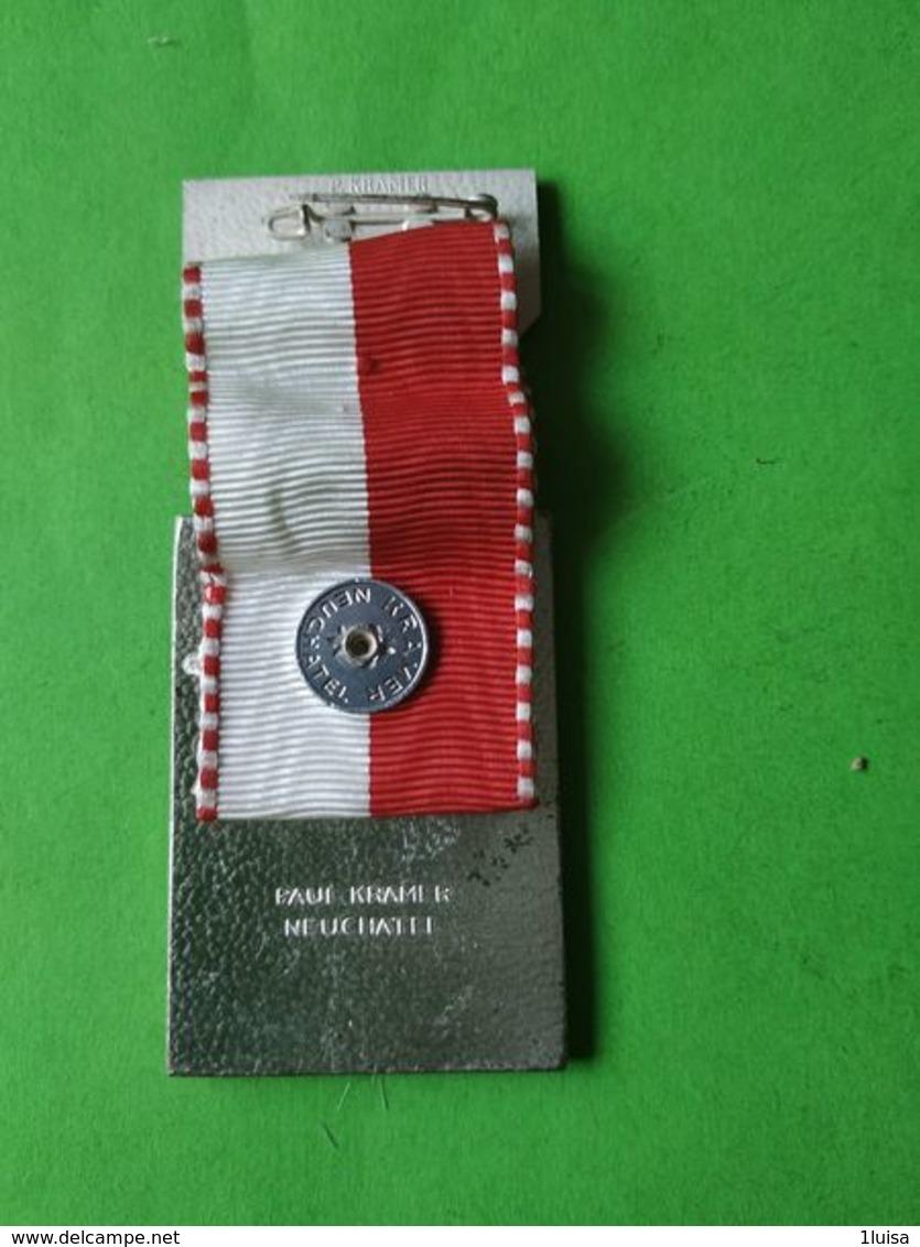 SVIZZERA  Concorso Individuale Tiro A Degno 1964 - Altri Paesi