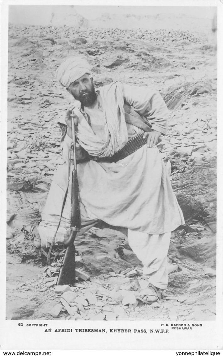 Pakistan / 08 - An Afridi Tribesman - Khyber Pass - Pakistan