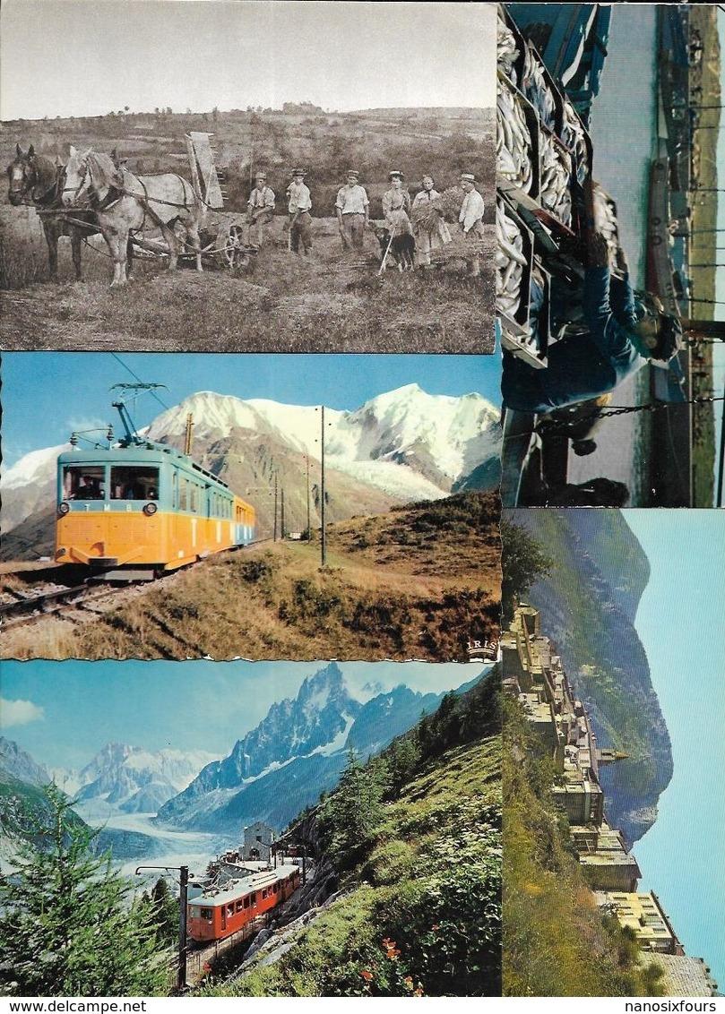 LOT DE 1240 CARTES DE FRANCE GRANT FORMAT A VOIR - 500 Postcards Min.