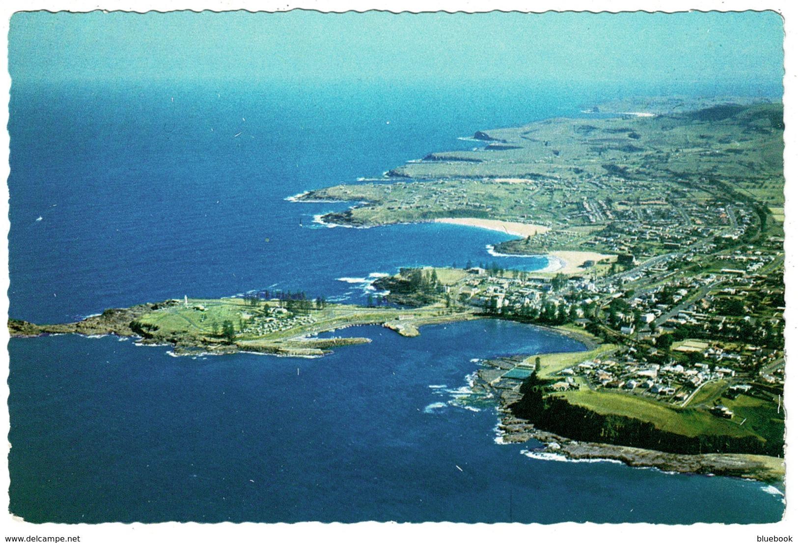 Ref 1260 - Postcard - Kiama From The North - New South Wales - Australia - Australie