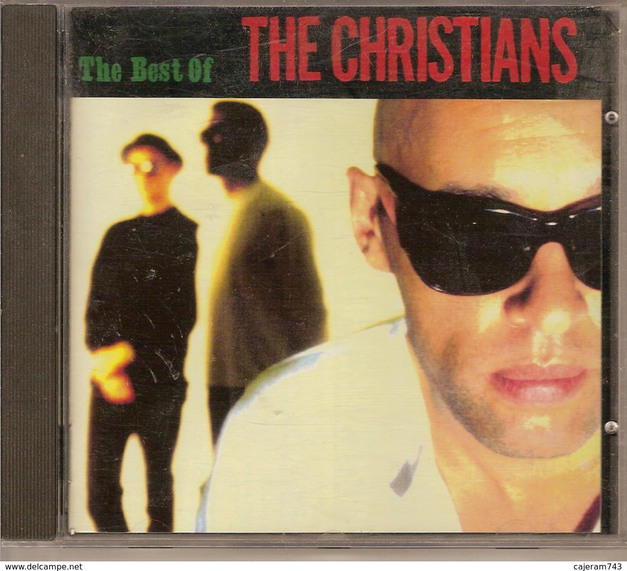 CD. THE CHRISTIANS.  The Best Of : 13 Titres. - Music & Instruments
