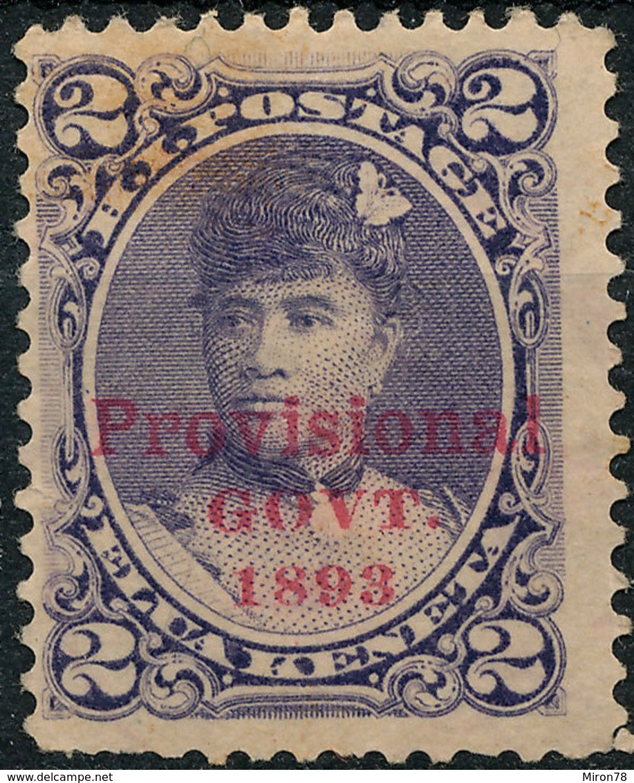 Stamp Hawaii Mint Lot11 - Hawaï