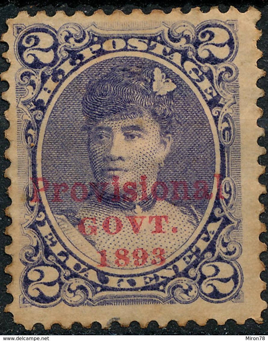 Stamp Hawaii Mint Lot12 - Hawaï