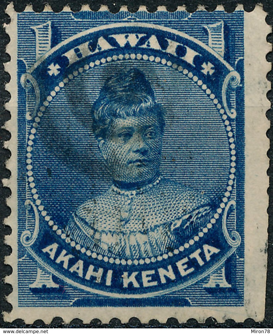 Stamp Hawaii Used  Lot18 - Hawaï