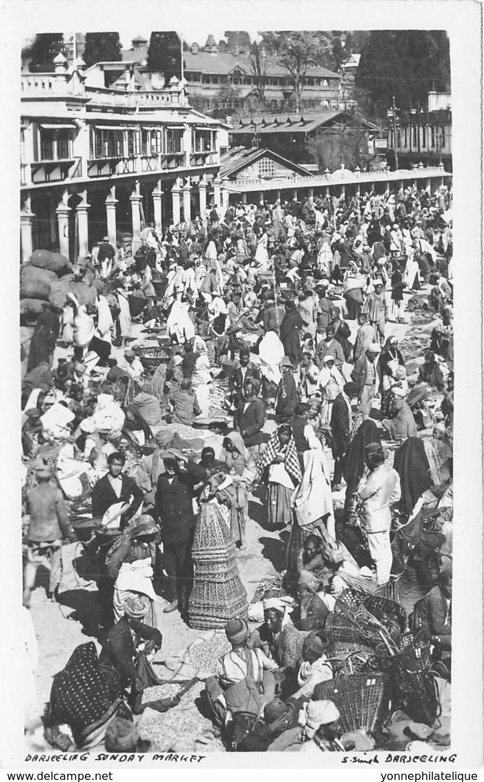 Tibet / 01 - Darjeeling Sunday Market - Tibet