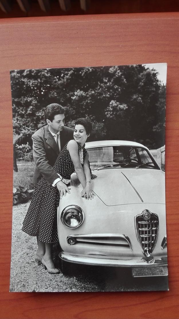 Coppia Con Alfa Romeo - Couples