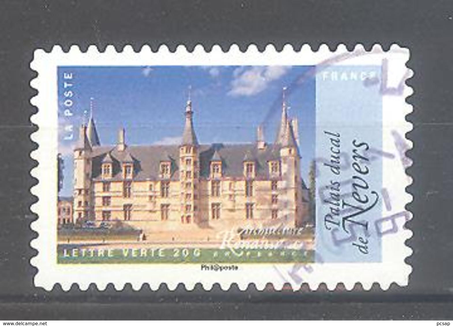France Autoadhésif Oblitéré N°1110 (cachet Rond) - France