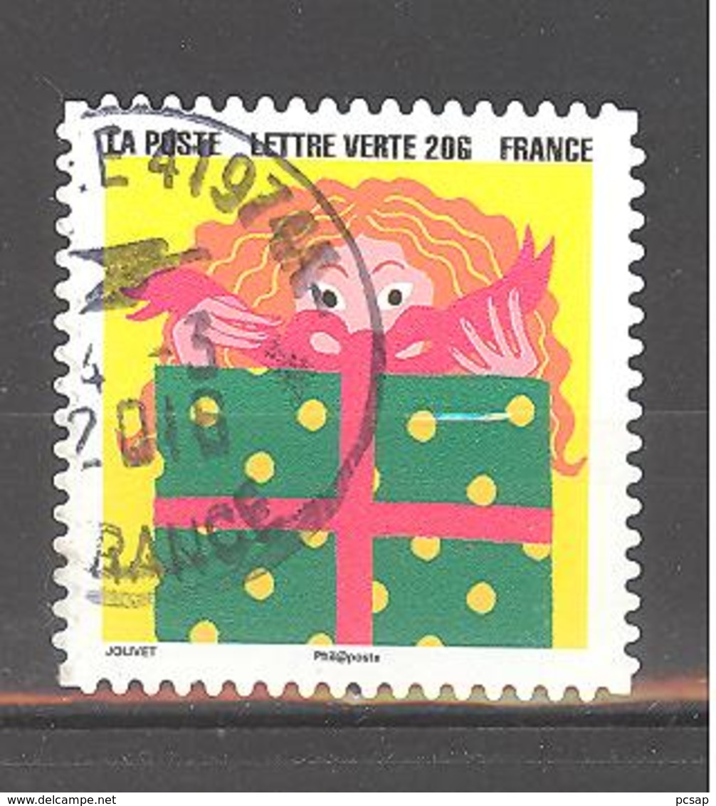 France Autoadhésif Oblitéré N°1191 (cachet Rond) - France