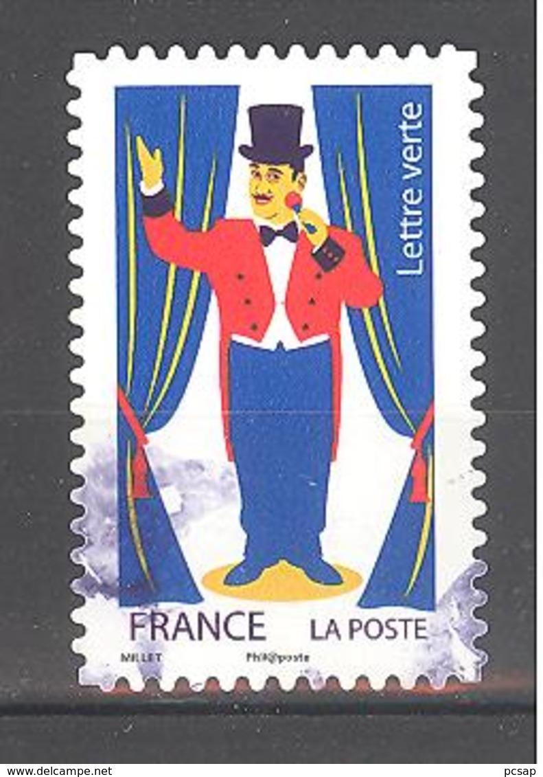 France Autoadhésif Oblitéré N°1488 (Les Arts Du Cirque) (cachet Rond) - France