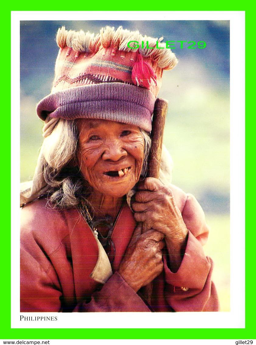 BANAUE, PHILIPPINES - IFUGAO WOMAN, BANAUE MOUNTAIN PROVINCE -  MINERVA INC - PHOTO BY JENS PEERS - - Philippines