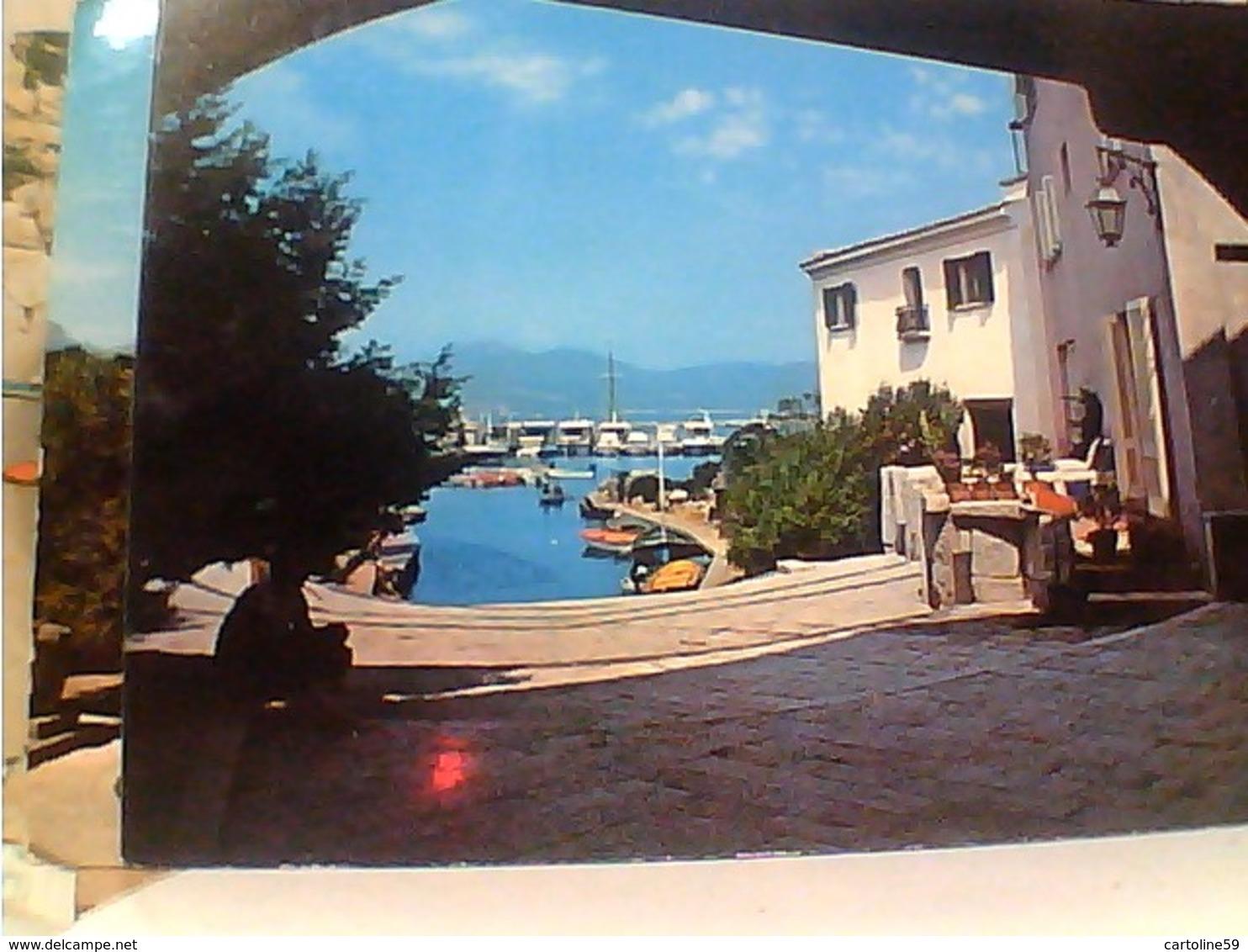 2 CARD OLBIA PORTO ROTONDO   VB1977/80 HA7341 - Olbia