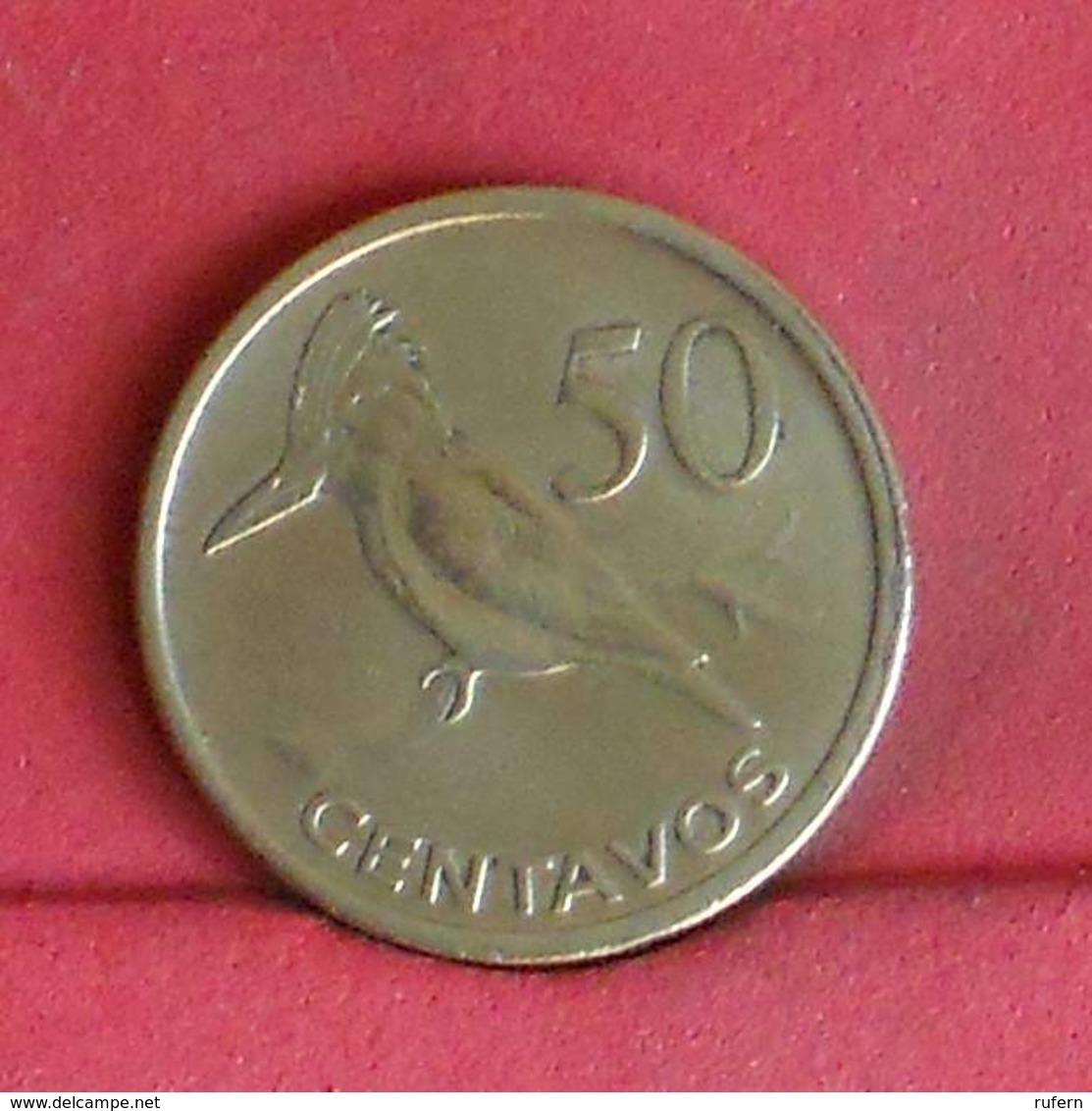 MOZAMBIQUE 50 CENTAVOS 2006 -    KM# 136 - (Nº27285) - Mozambique