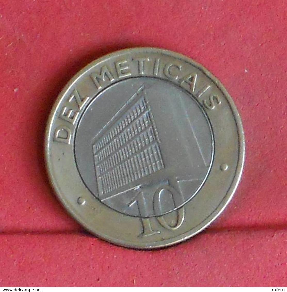 MOZAMBIQUE 10 METICAIS 2006 -    KM# 140 - (Nº27288) - Mozambique