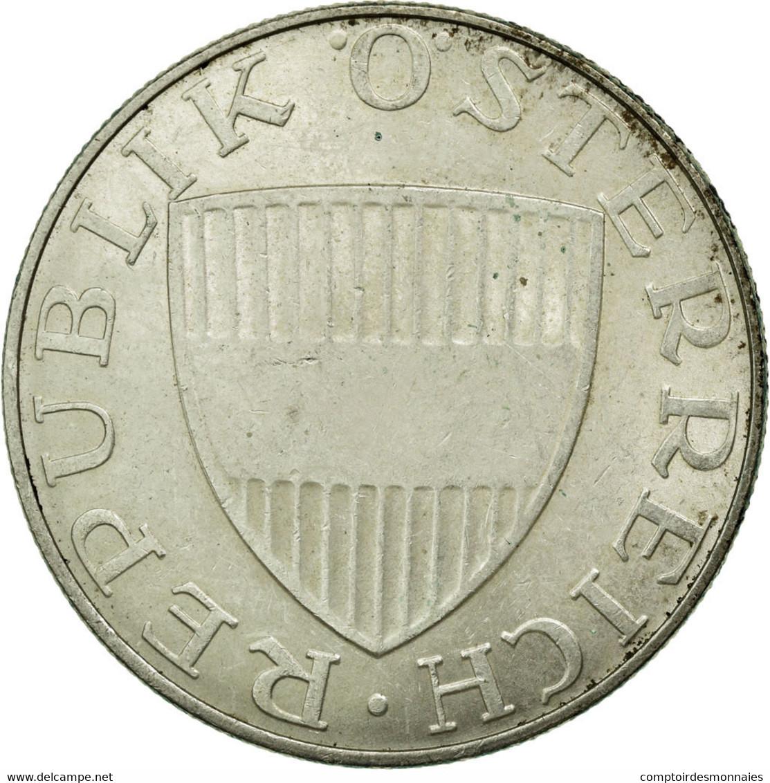 Monnaie, Autriche, 10 Schilling, 1972, TTB, Argent, KM:2882 - Autriche