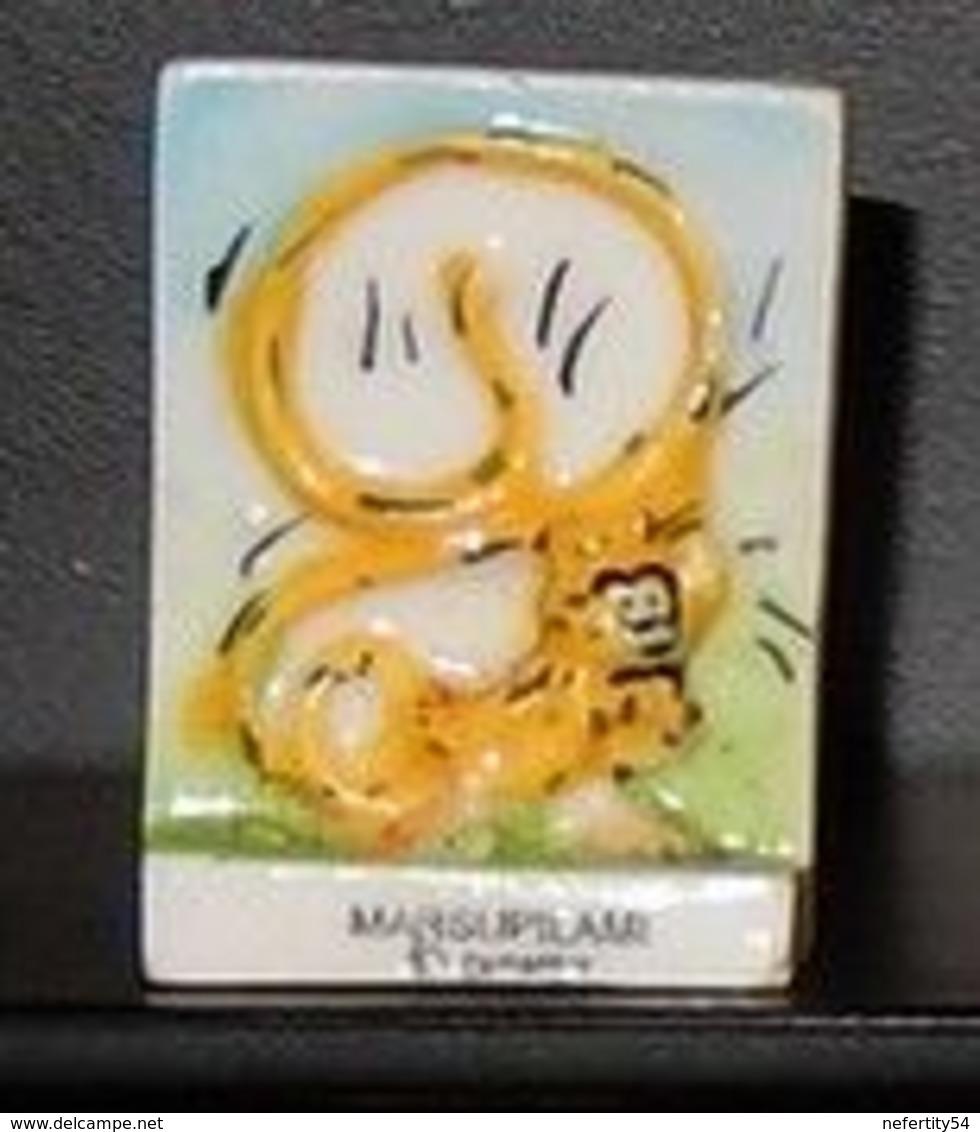 Fève Plate Marsupilami - Disney 1995 - Disney