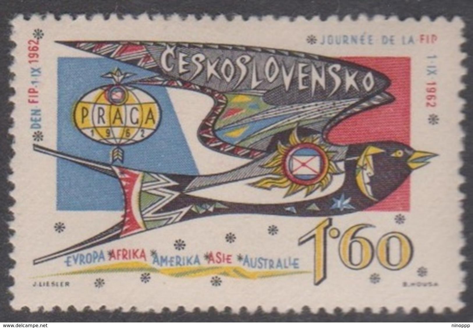 Czechoslovakia SG 1316 1962 F.I.P. Day, Mint Never Hinged - Czechoslovakia