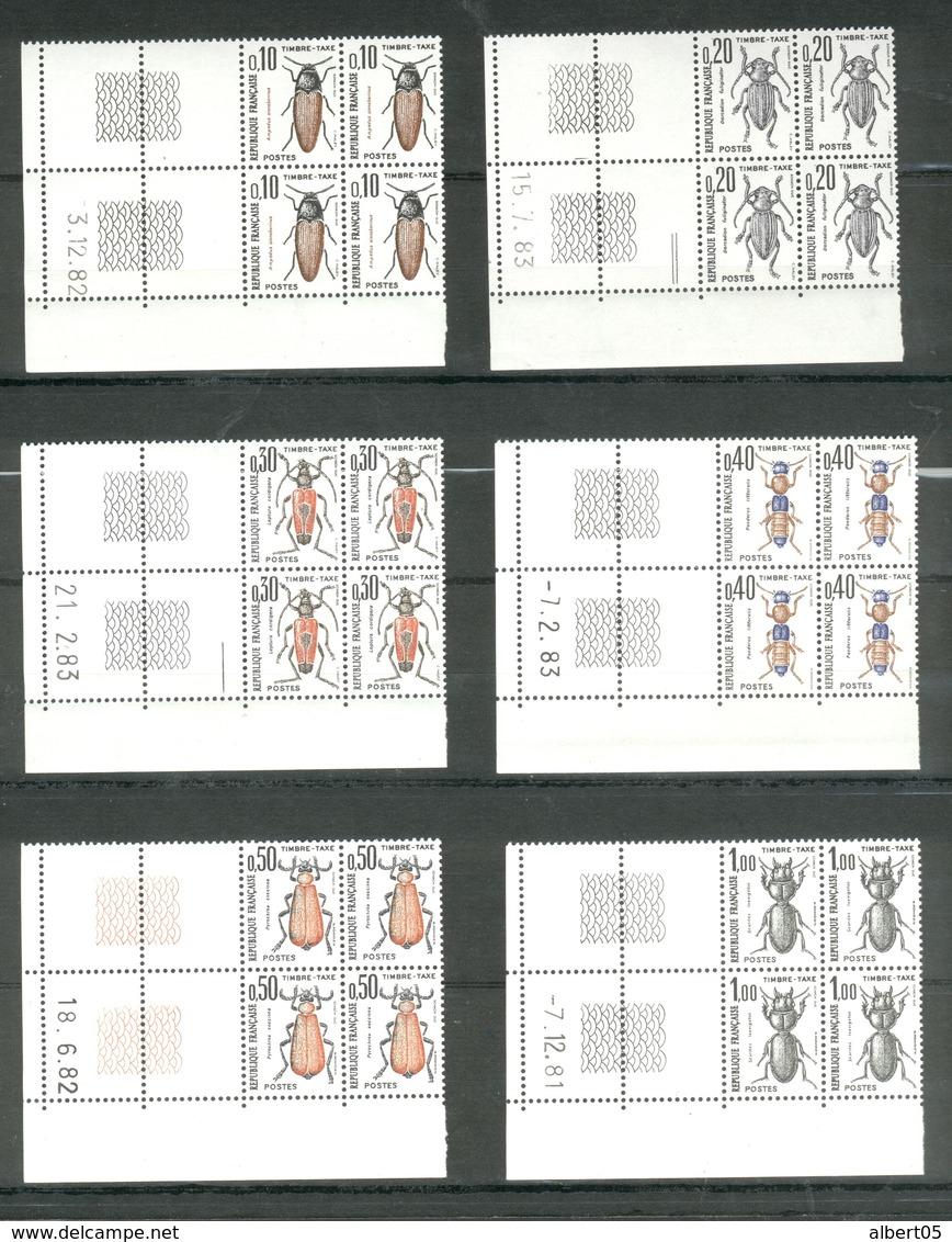 Coins Datés N° 103 à 112 - Neufs XX Sans Charnière Ni Trace - Insectes - 1960-.... Nuovi