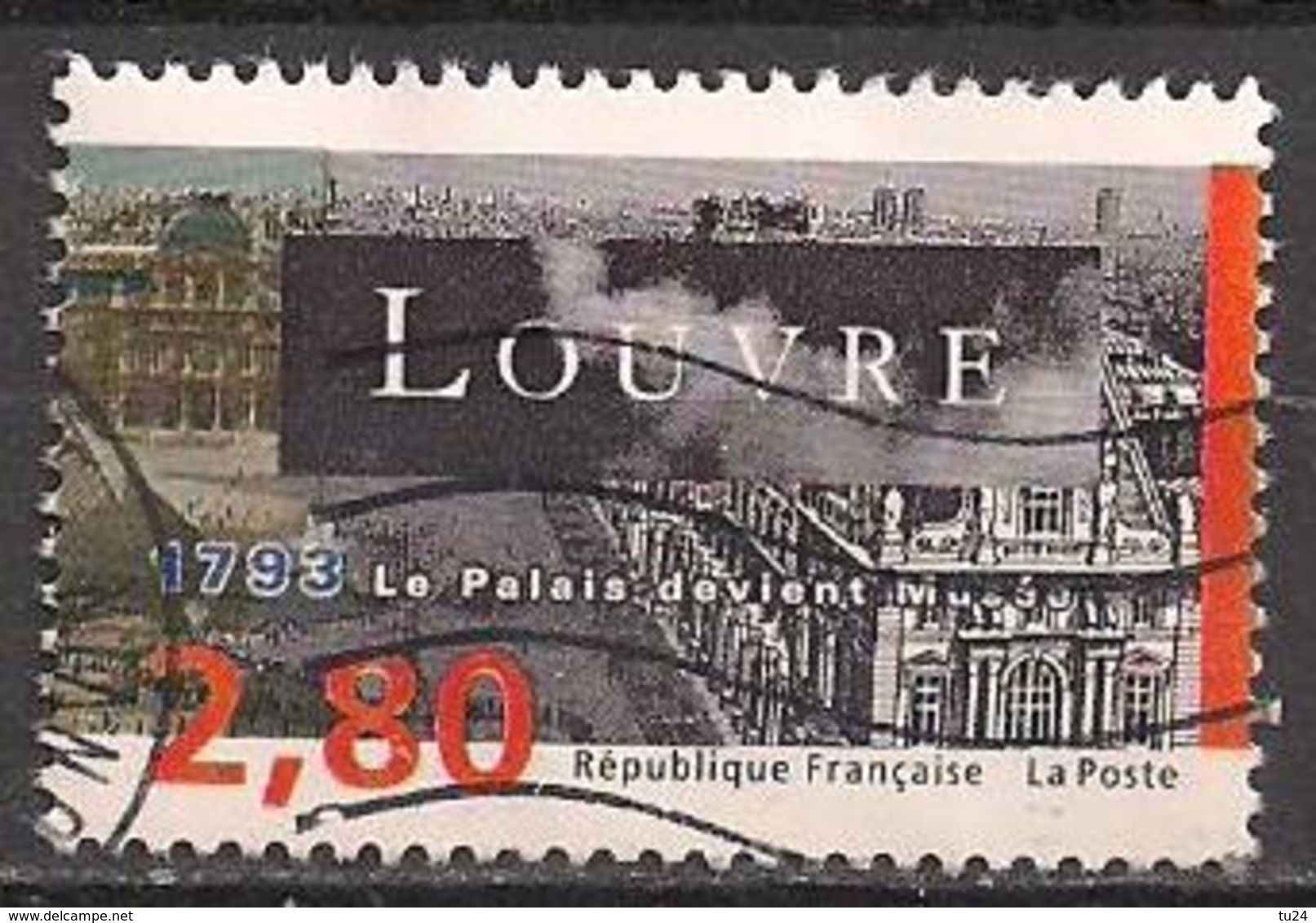Frankreich  (1993)  Mi.Nr.  2996  Gest. / Used  (6ae66) - Frankreich