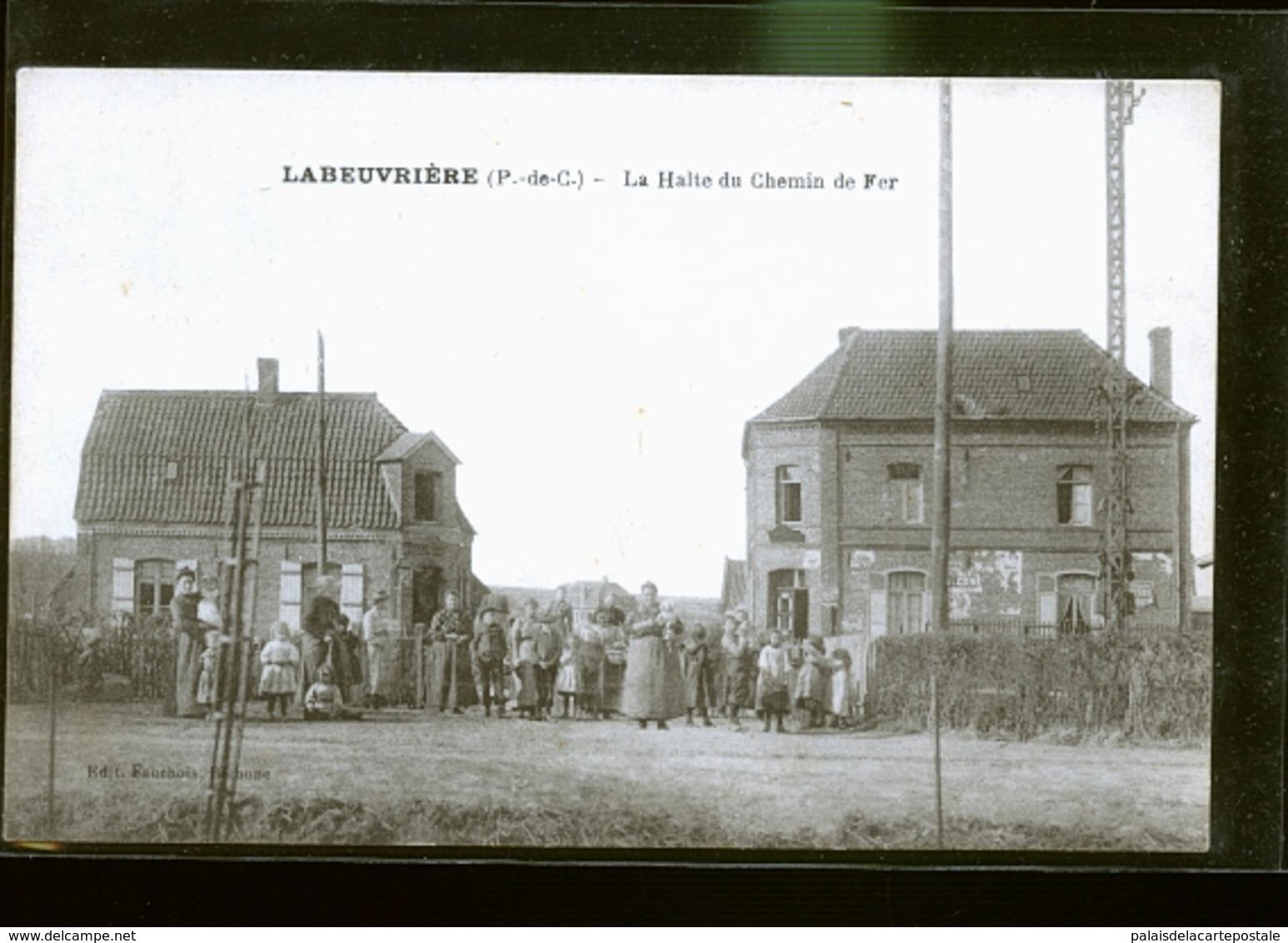 LABEUVIERES LA GARE            JLM - France