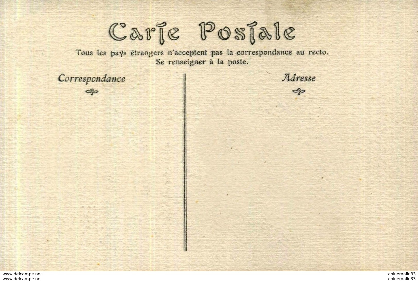 SÉRIE ALLÉGORIES FÉMININES REPRÉSENTANT LE JOURNAL L'AURORE ILL CH.CARANT - Künstlerkarten