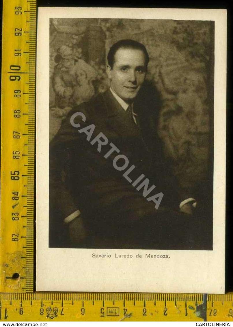 Personaggio Storia Saverio Laredo Da Mendoza D' Annunzio - Storia