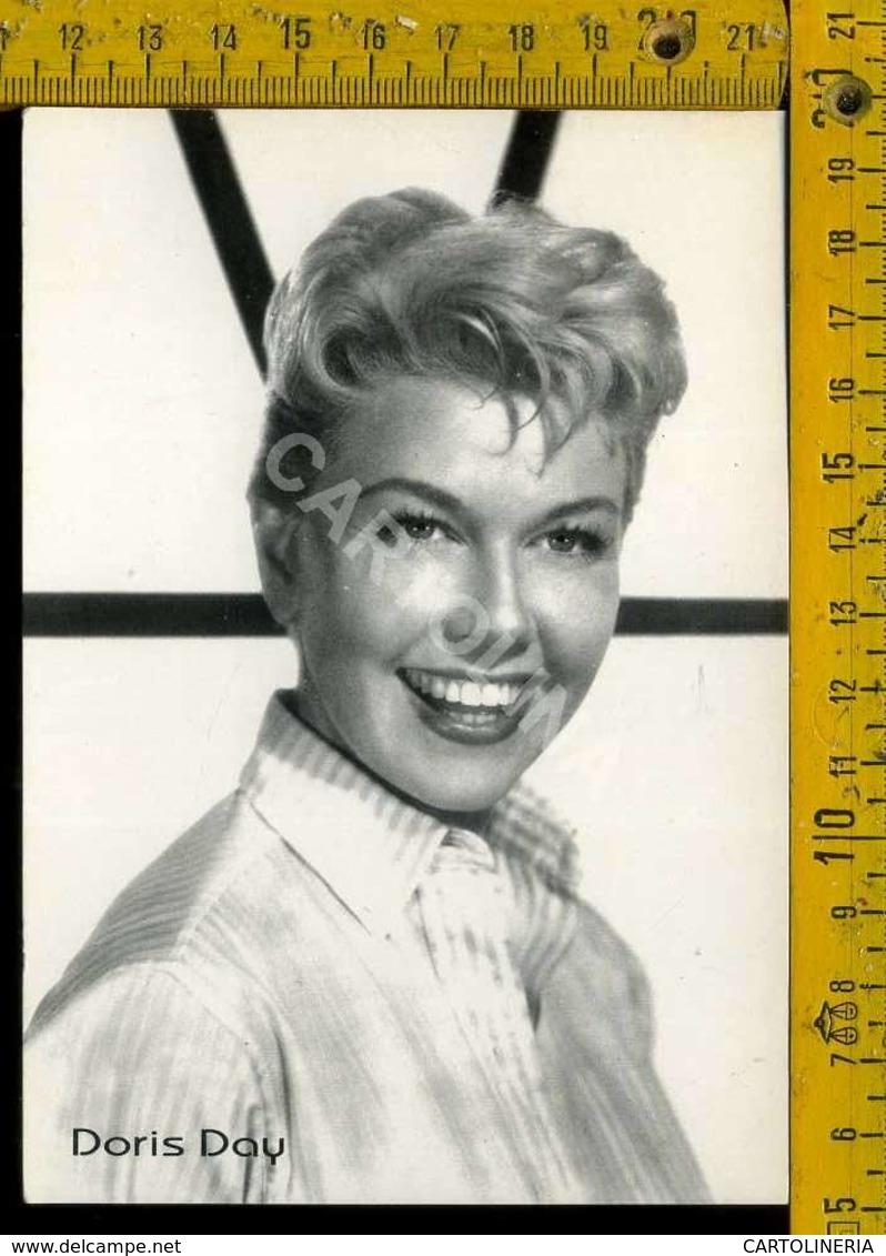 Personaggio Attore Attrice Cantante Musica Teatro Danza Cinema Doris Day - Artisti