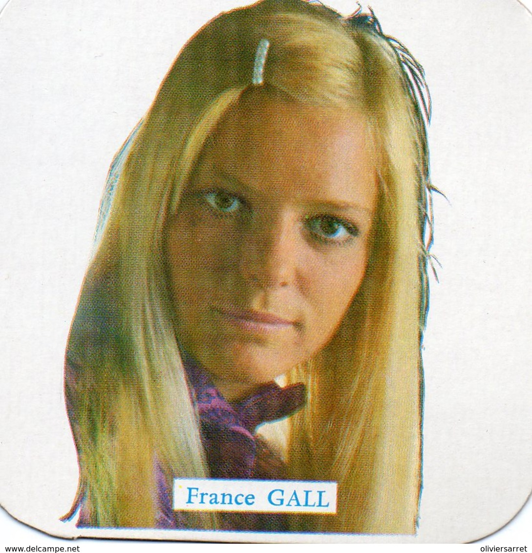 Image   France Gall - Old Paper