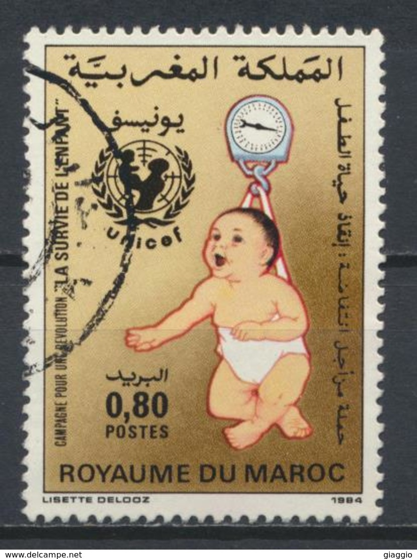 °°° MAROC - Y&T N°982 - 1985 °°° - Marruecos (1956-...)