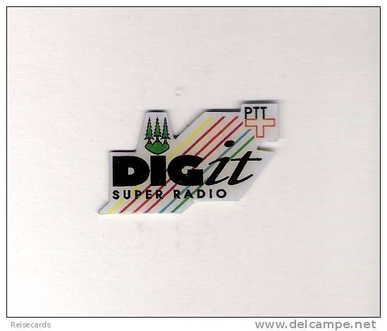 Schweiz: Digit Super Radio - Medien
