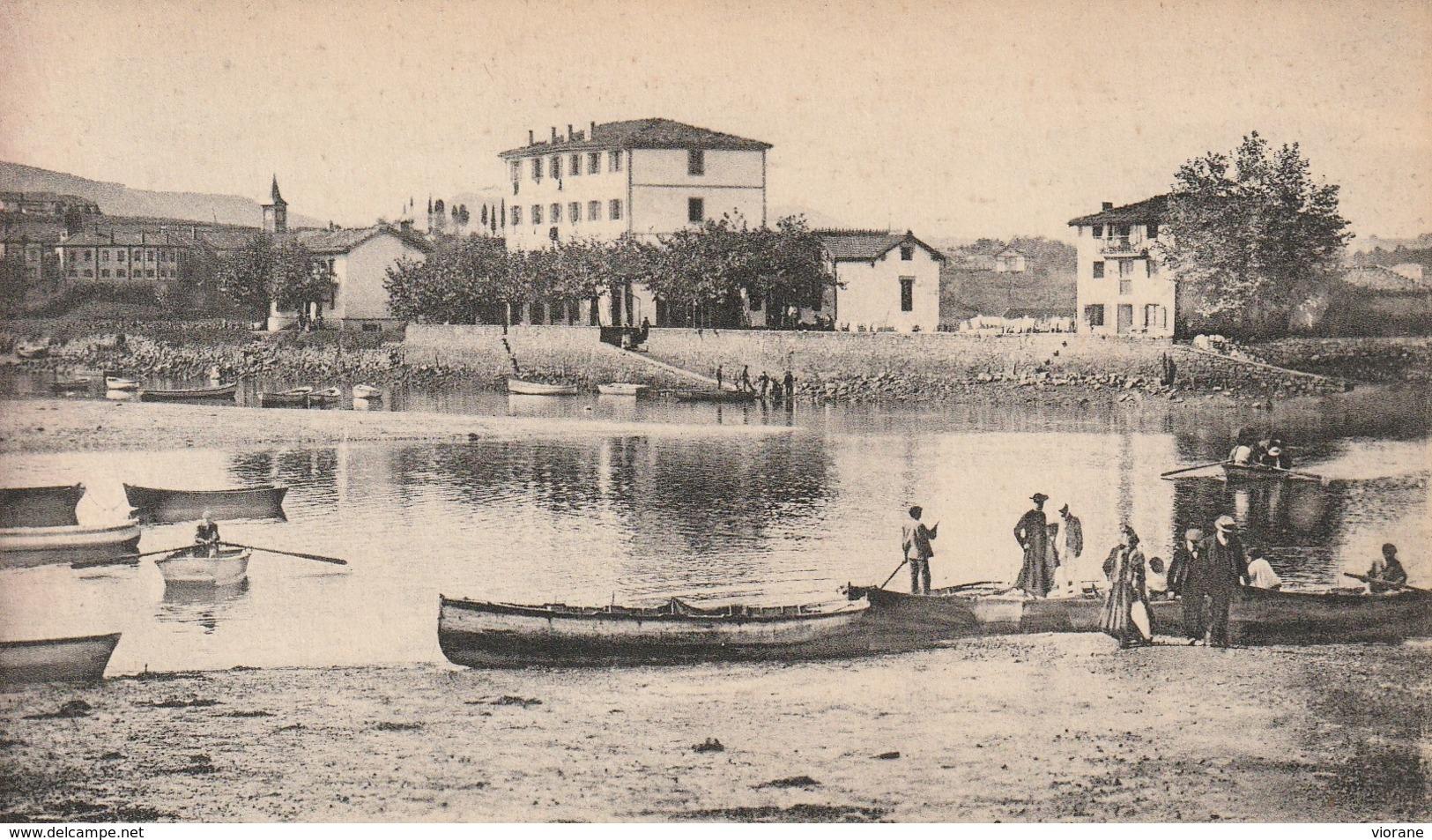Embarcadère De Santiago - Hendaye