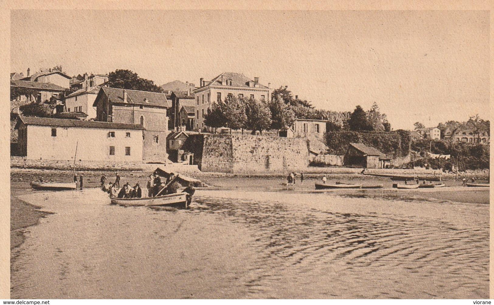 L'embarcadère Pour Fuenterrabia - Hendaye