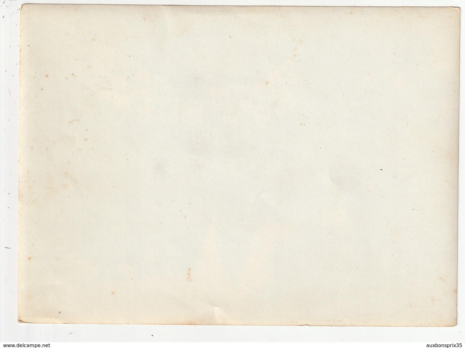PHOTO - LANDEAN - CHATEAU DES HARLAIS - CEREMONIE RELIGIEUSE AUTOUR DE 1935 - 35 - France
