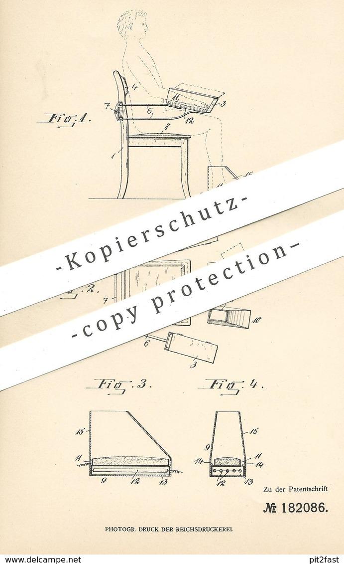 Original Patent - W. A. Hirschmann , Berlin / Pankow , 1905 , Elektrotherapeutische Behandlung Von Mensch & Tier | Strom - Historische Dokumente