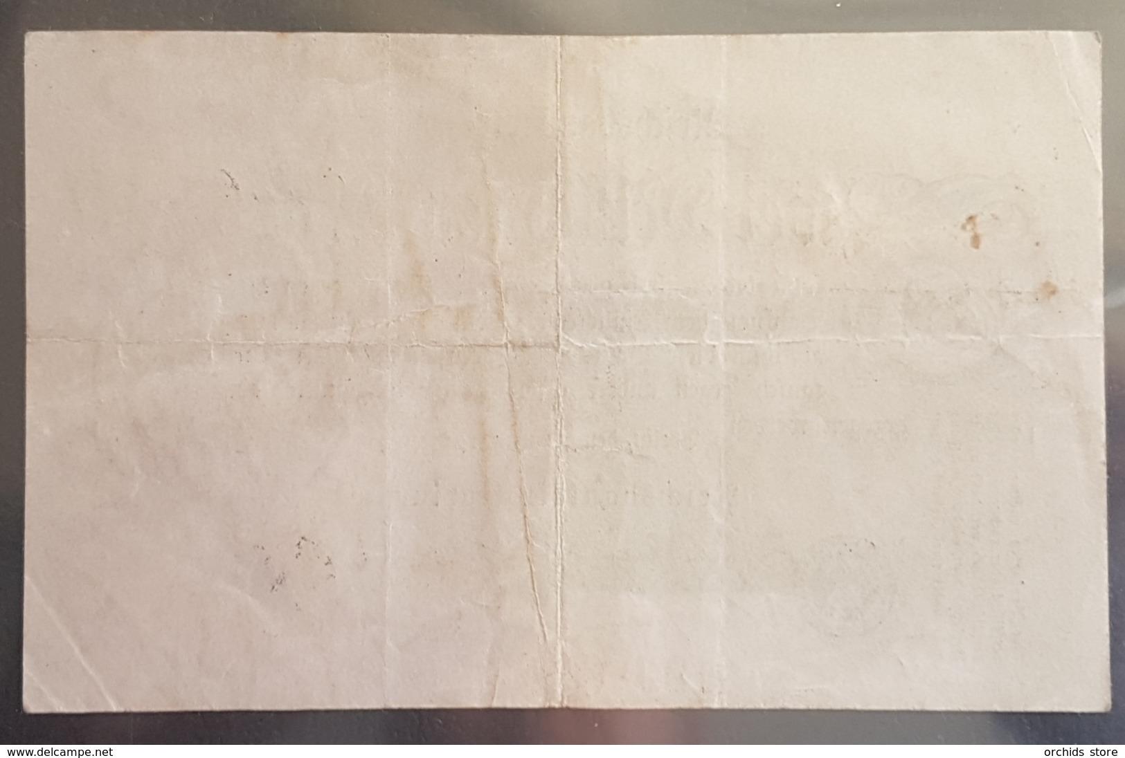 EBN6 - Germany 1923 Banknote 2 Millionen Mark Pick 103 #19J.096450 - [ 3] 1918-1933 : Weimar Republic