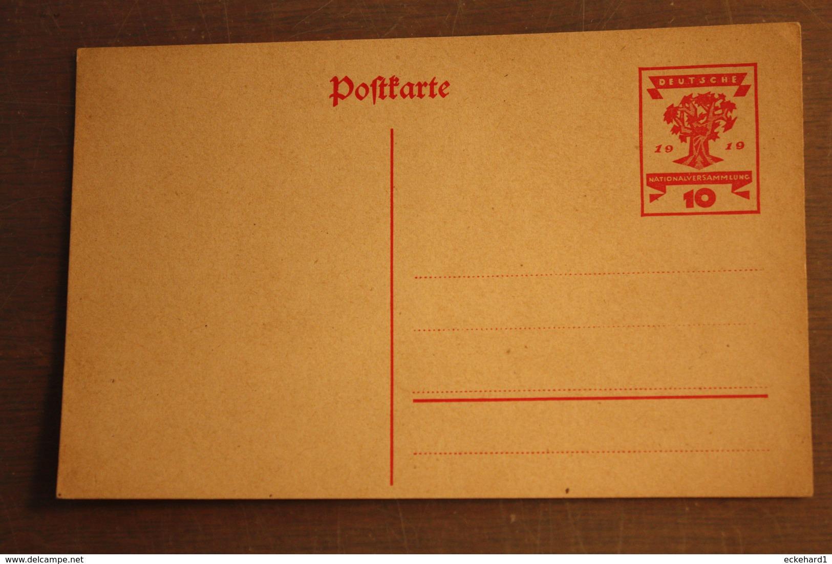 ( 2218 ) GS DR  P 115  *  -   Erhaltung Siehe Bild - Postwaardestukken