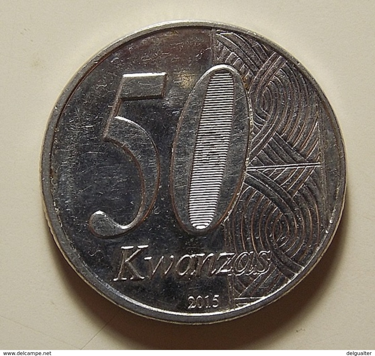 Angola 50 Kwanzas 2015 - Angola