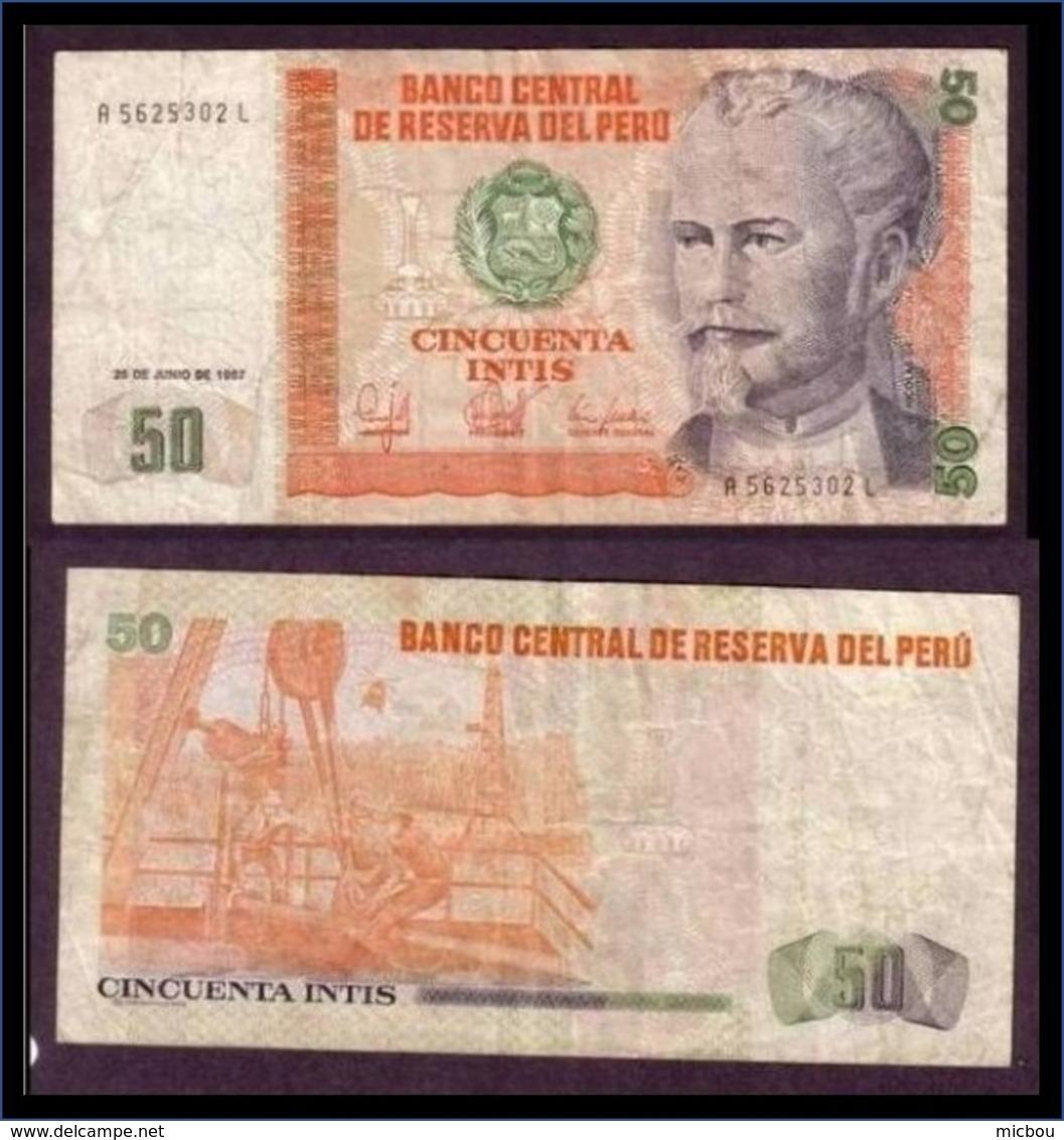 Pérou, Peru, 1987, Pétrole, Hélicoptère, Oil, Petroleum, Helicopter - Pérou