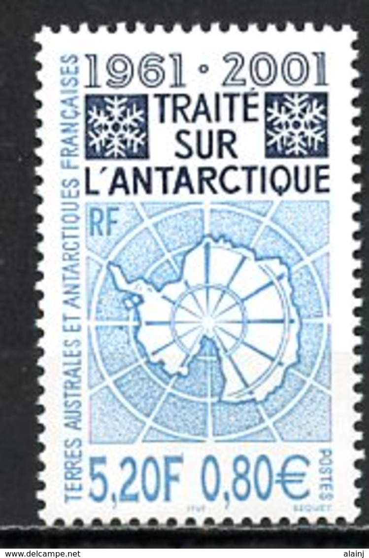 T.A.A.F.   Y&T   306  XX   ---     MNH  --  TTB... - Neufs