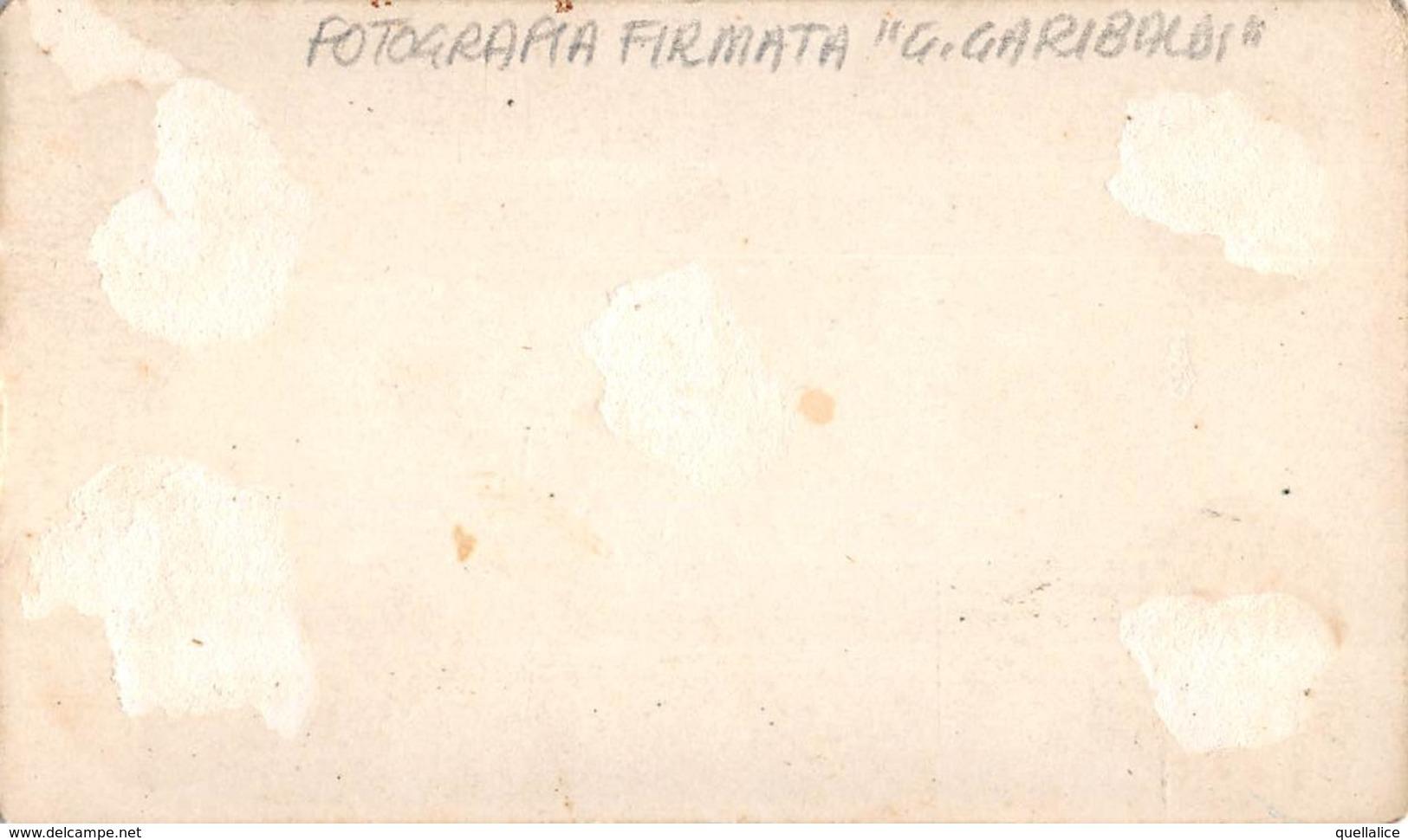 """0837 """"FOTOGRAFIA GIUSEPPE GARIBALDI"""" AUTOGRAFO - Célébrités"""