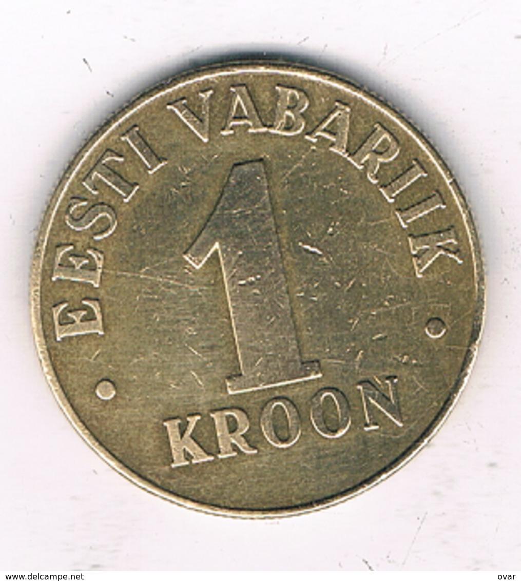 1 KROON 1998 ESTLAND /0513/ - Estonie