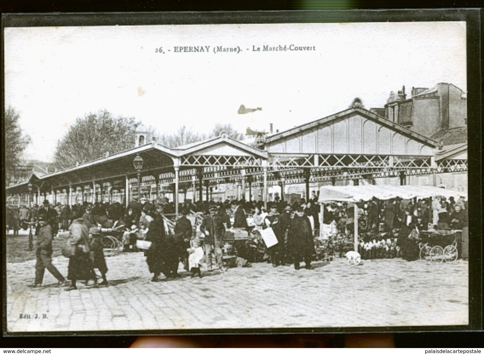 EPERNAY MARCHE COUVERT                      JLM - Epernay
