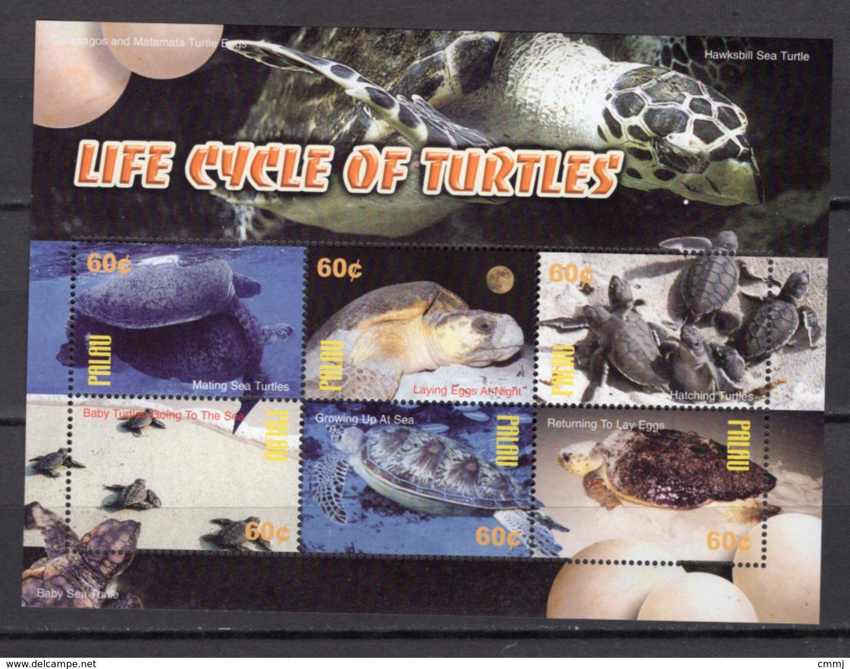 2004 - PALAU -  Catg.. Yv. 1979/1984 - NH - (CW1822.19) - Palau