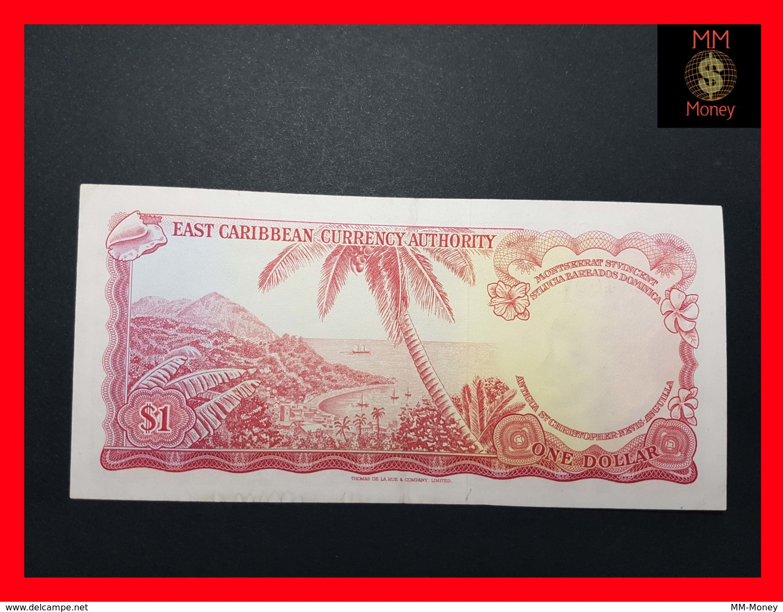 EAST CARIBBEAN 1 Dollar 1965  P. 13 Sig. 2  VF \ XF - Caraïbes Orientales