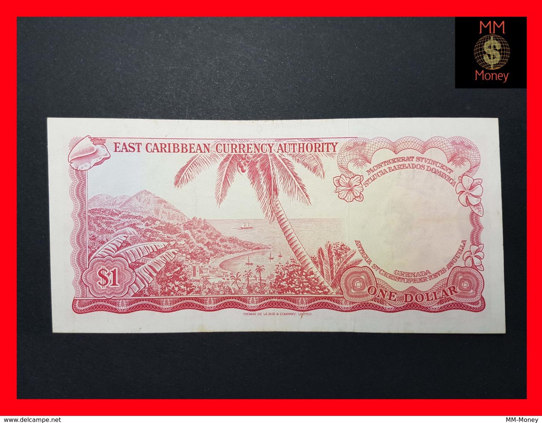 EAST CARIBBEAN 1 Dollar 1965  P. 13f  Sig. 3  VF \ XF - Caraïbes Orientales