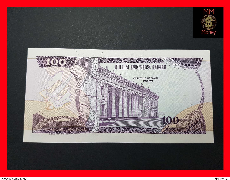 Colombia 100 Pesos 1980 P. 418 UNC - Colombie