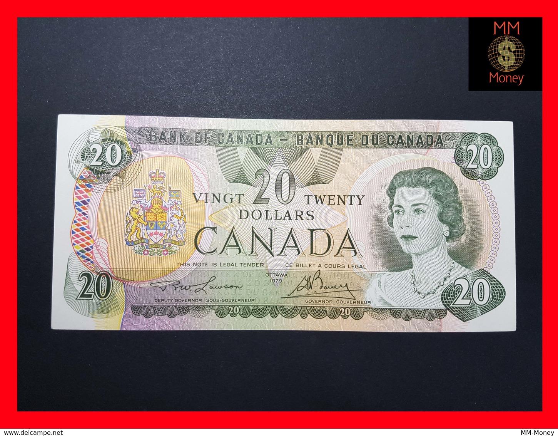 CANADA 20 $  1979  P. 93 A  UNC- - Canada