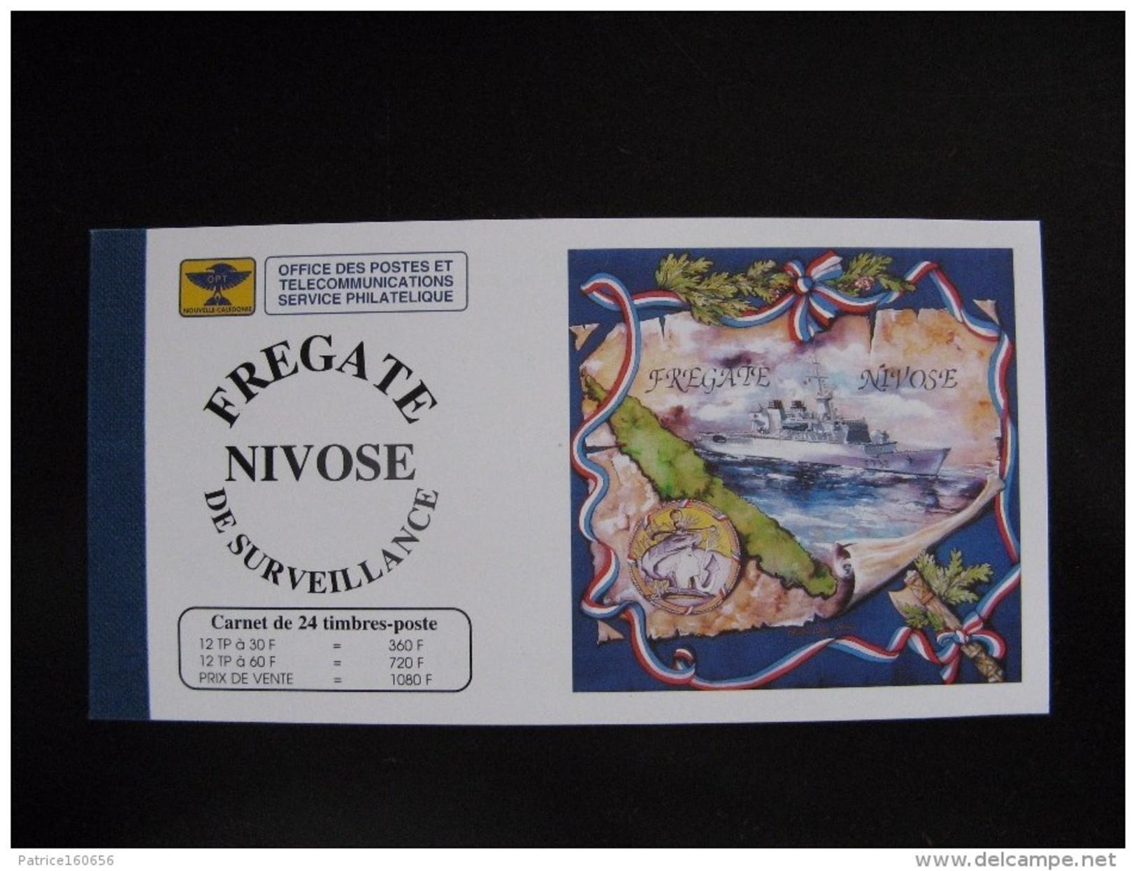 Nouvelle-Calédonie: TB Carnet  N° C 668, Neuf XX . - Markenheftchen